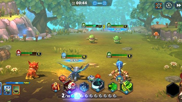 5 nuevos juegos de iOS y Android para jugar en marzo de 2019 - Skylanders Ring of Heroes