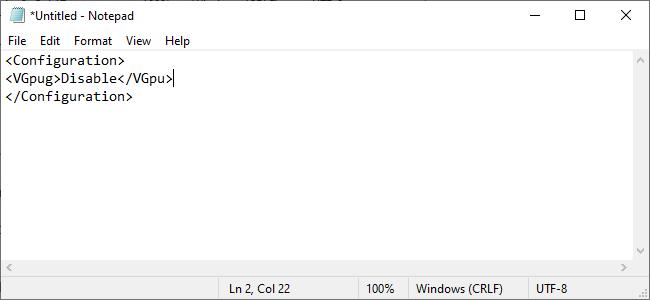 Cómo configurar el entorno de pruebas de Windows o Windows Sandbox-2