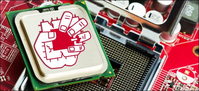 Sólo las nuevas CPUs pueden realmente arreglar ZombieLoad y Spectre - 1